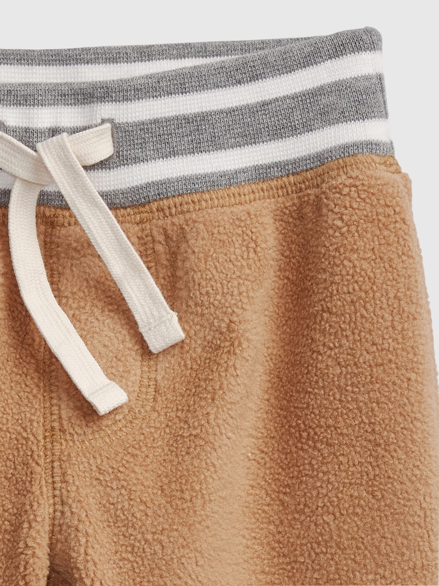 Baby nohavice cozy knit pull-on pants (3)