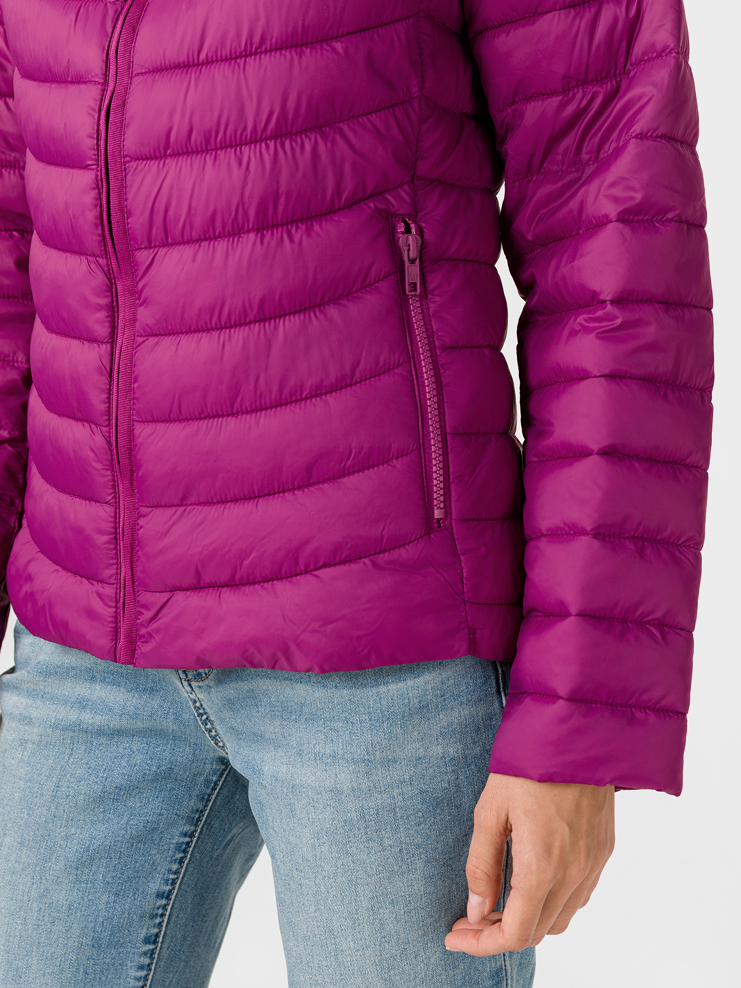 Bunda upcycled lightweight puffer jacket (4)
