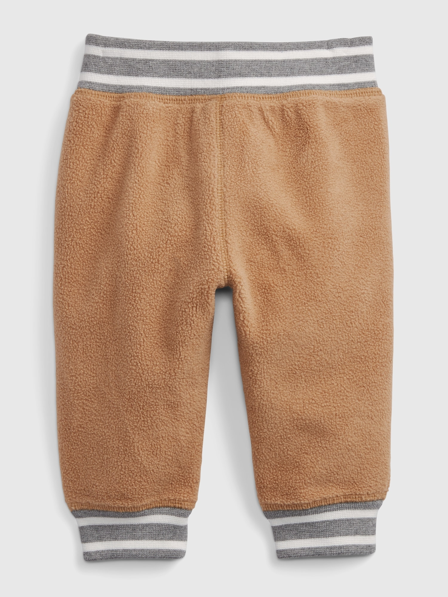Baby nohavice cozy knit pull-on pants (2)