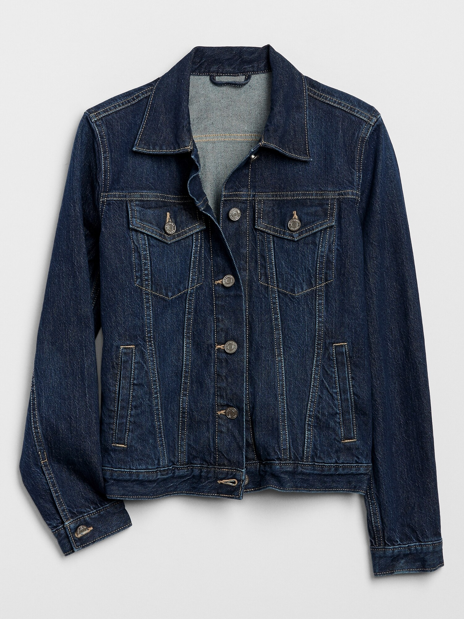 Džínsová bunda icon denim jacket (3)
