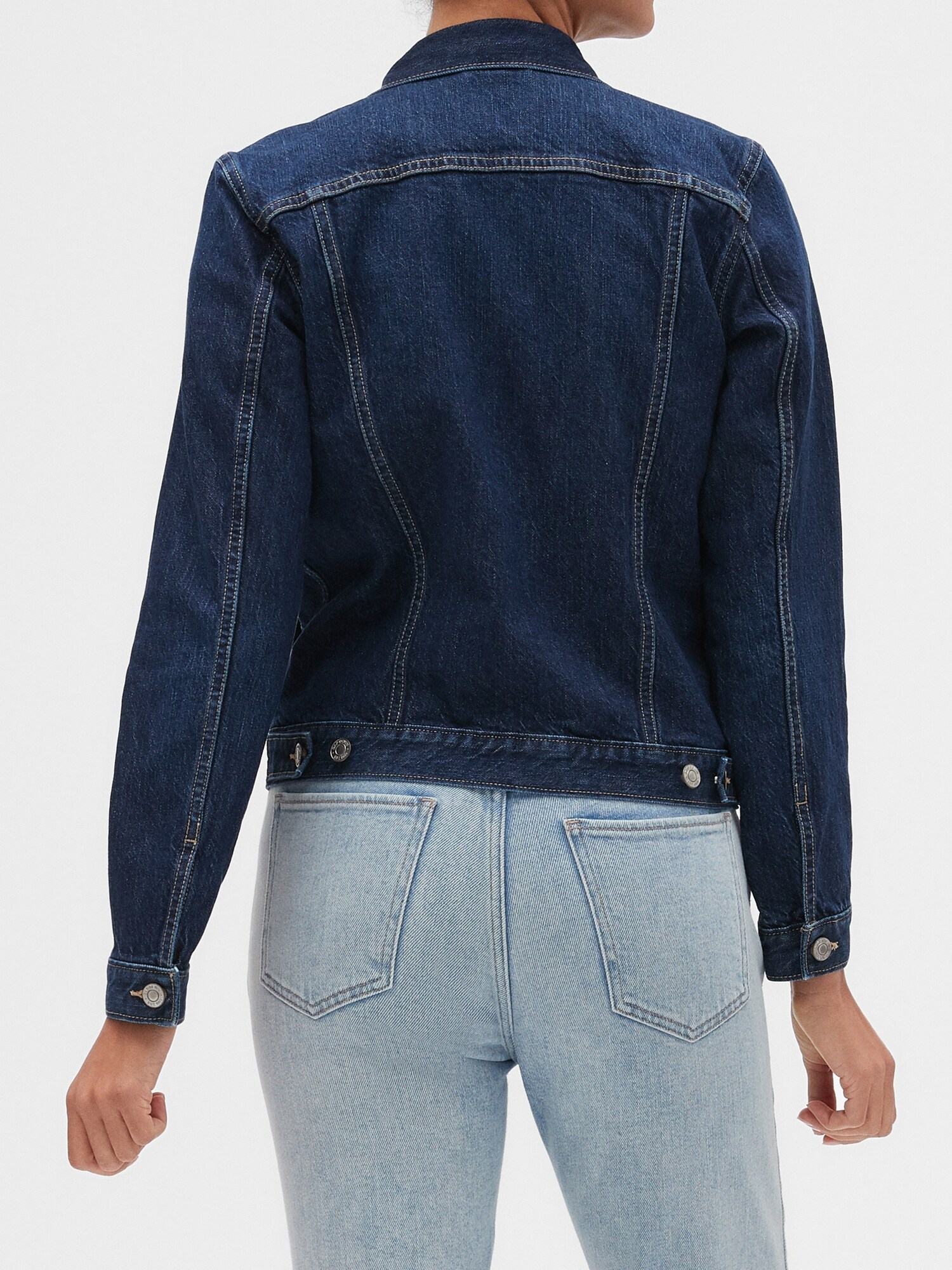 Džínsová bunda icon denim jacket (2)