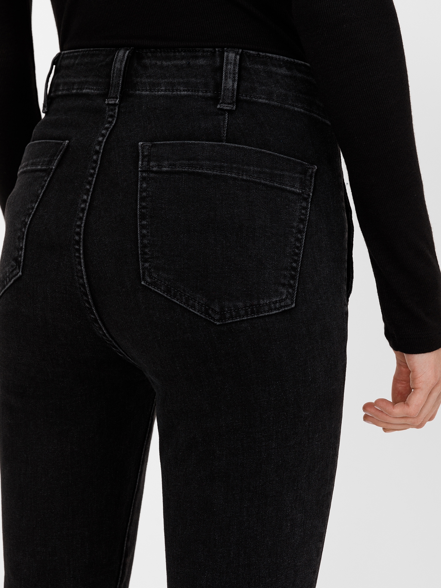 Džínsy high rise true skinny with secret smoothing pockets (5)