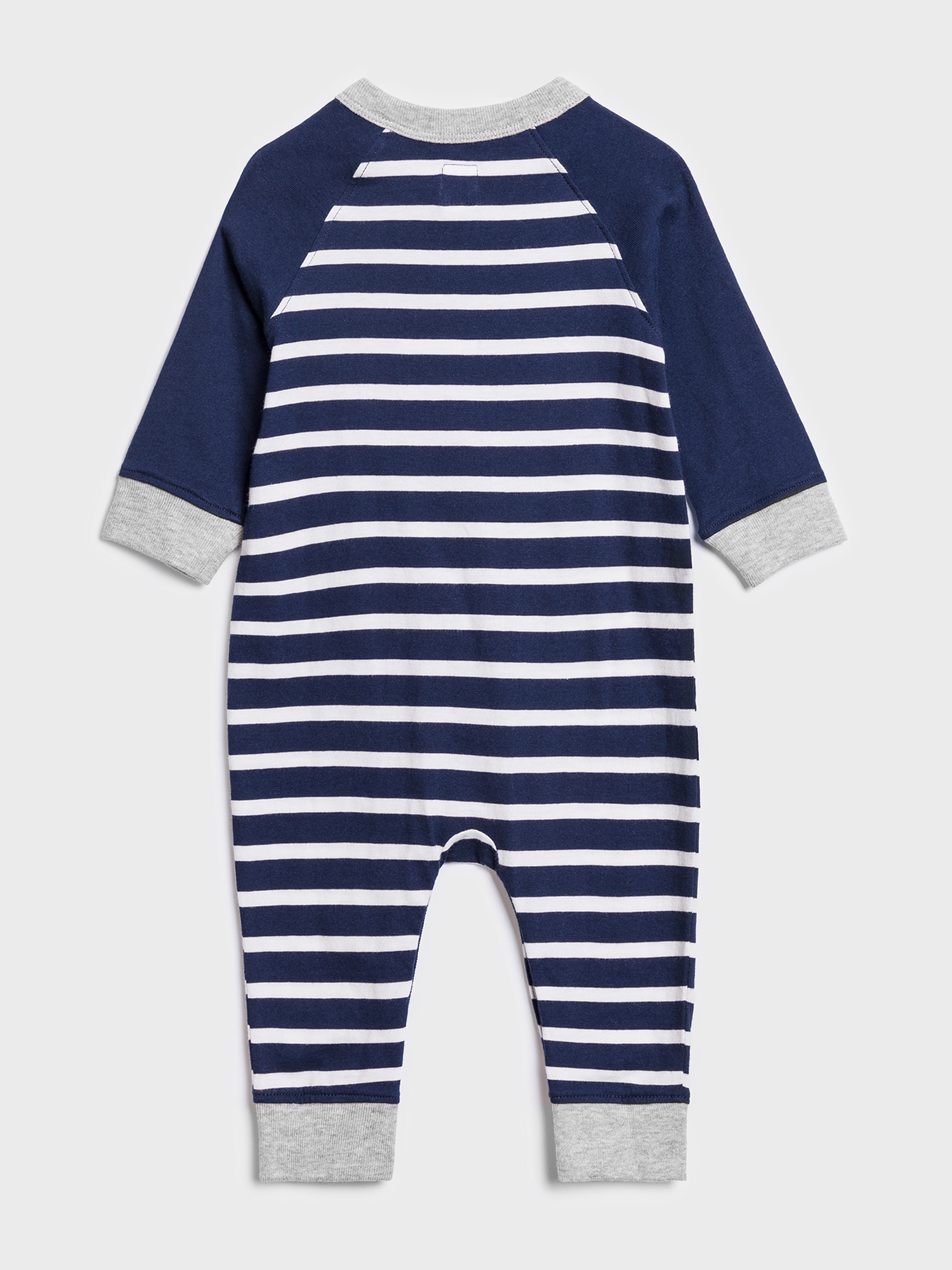 Baby overal GAP Logo one-piece (2)