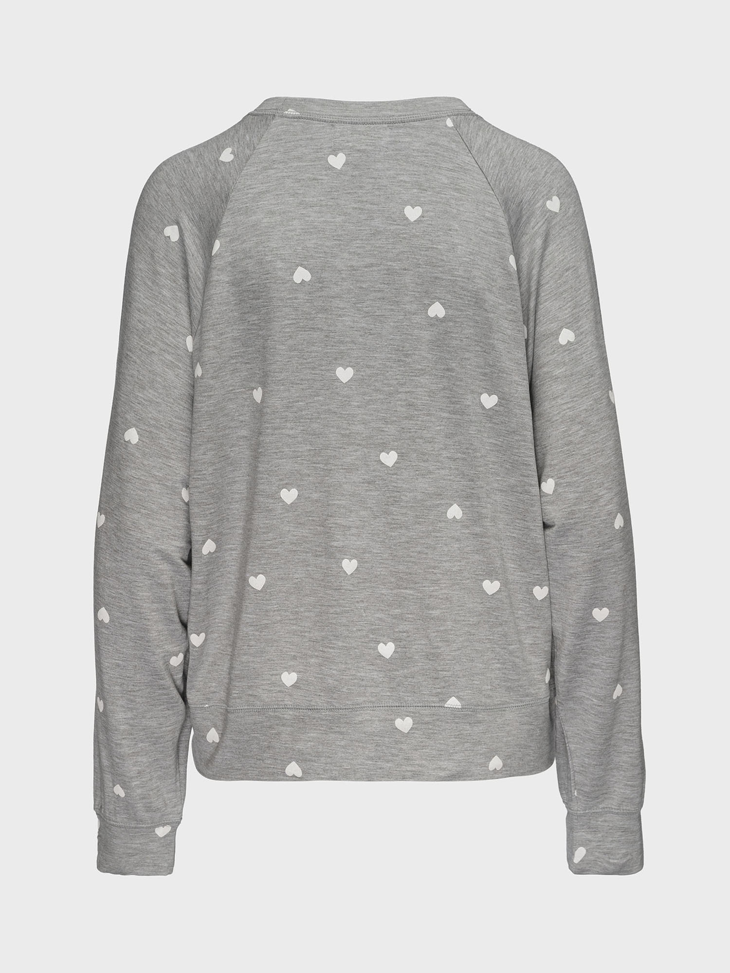 Tričko na spanie supersoft lightweight crewneck (2)