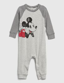 Baby overal GAP Disney Mickey Mouse one-piece