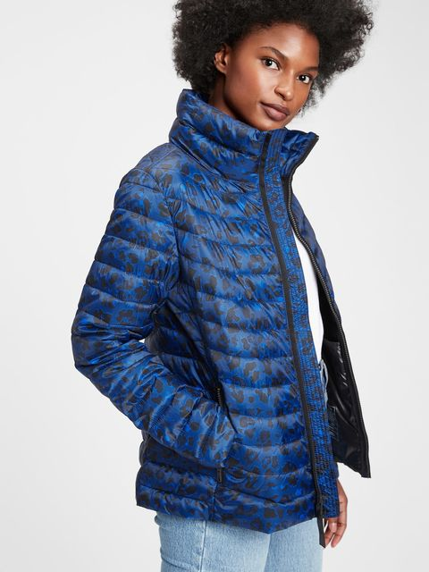 Bunda upcycled lightweight puffer jacket