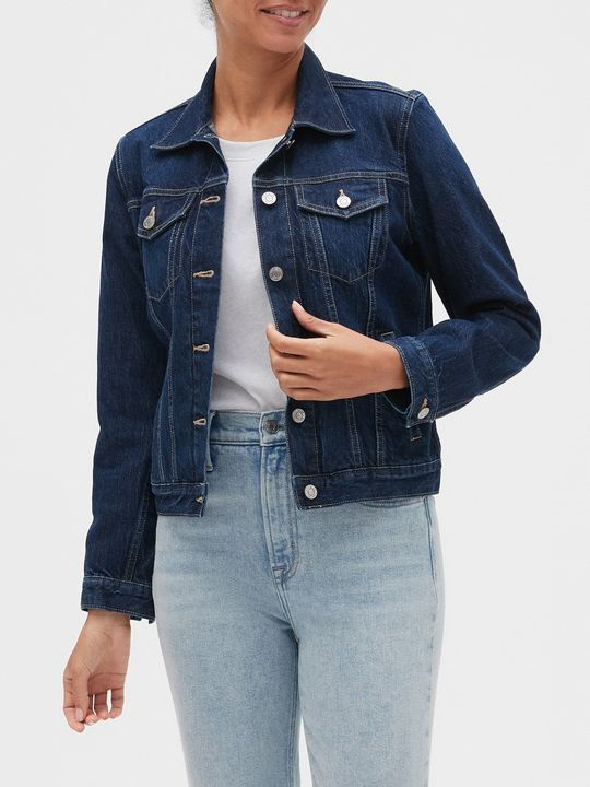 Džínsová bunda icon denim jacket